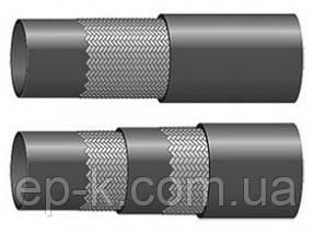 Рукав высокого давления штуцерованный (РВД) Кл.27 М 22*1,5 L=400мм, фото 2