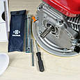 Бензиновый двигатель Weima ВТ170F-S (шпонка, вал 20мм), фото 2