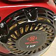 Бензиновый двигатель Weima ВТ170F-S (шпонка, вал 20мм), фото 7