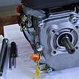 Бензиновый двигатель Weima ВТ170F-S (шпонка, вал 20мм), фото 6