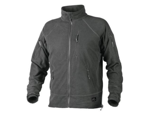 Кофта Helikon Alpha Tactical Grid Fleece Jacket Shadow Grey regular (BL-ALT-FG-35) M (BL-ALT-FG-35 (