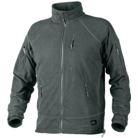 Кофта Helikon Alpha Tactical Grid Fleece Jacket Shadow Grey regular (BL-ALT-FG-35) XL (BL-ALT-FG-35