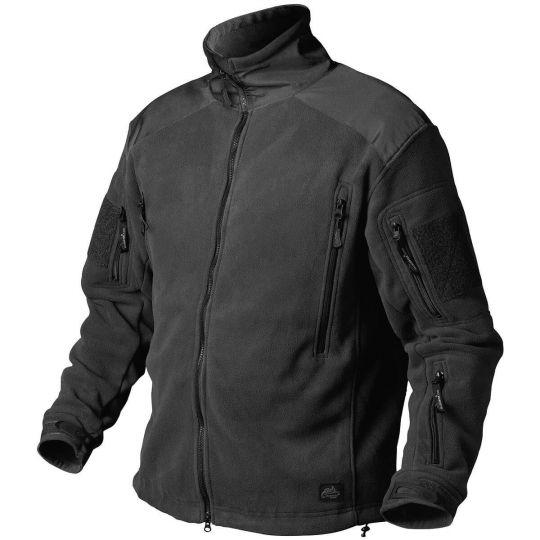 Кофта Helikon Liberty Heavy Fleece Jacket Black M/regular BL-LIB-HF-01 (BL-LIB-HF-01  M)