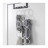 IKEA КОМПЛИМЕНТ Многофункциональная вешалка, белый, фото 2