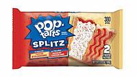 Печенье Pop-Tarts Splitz Frosted Strawberry Drizzled Cheesecake, 100 г