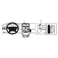 Крепление для телефона в автомобиль Brodit ProClip (852493)