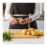 IKEA ВАРДАГЕН Ніж для чищення картоплі, фото 2