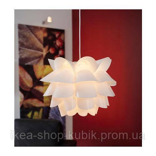 IKEA KNAPPA Подвесной светильник, белый