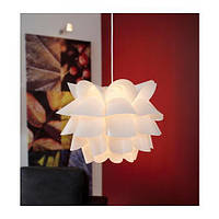 IKEA KNAPPA Подвесной светильник, белый, фото 1