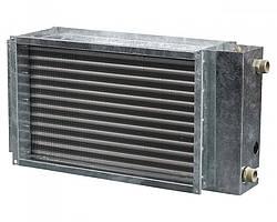 Водяной нагреватель НКВ 500х250-4