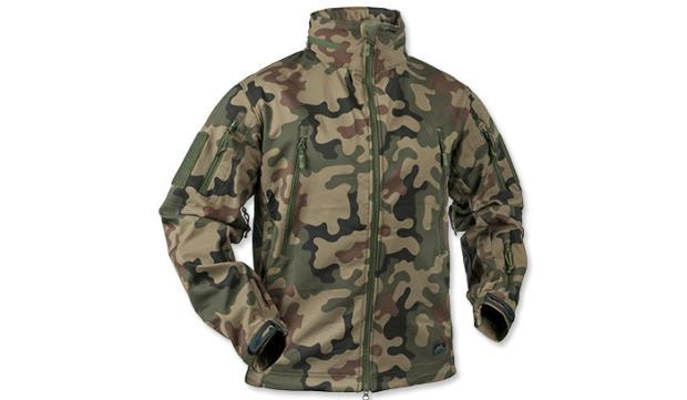Куртка Helikon Gunfighter Softshell Camogrom (KU-GUN-FM-14)  regular XXL (KU-GUN-FM-14-XXL)