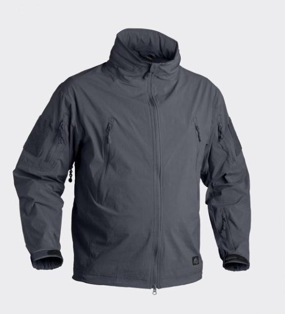 Куртка летняя Helikon-Tex Trooper Softshell Black KU-TRP-NL-01 (KU-TRP-NL-01 L), Польша