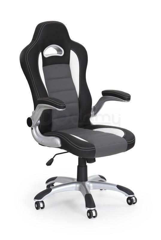 Компьютерное кресло Lotus Halmar серое