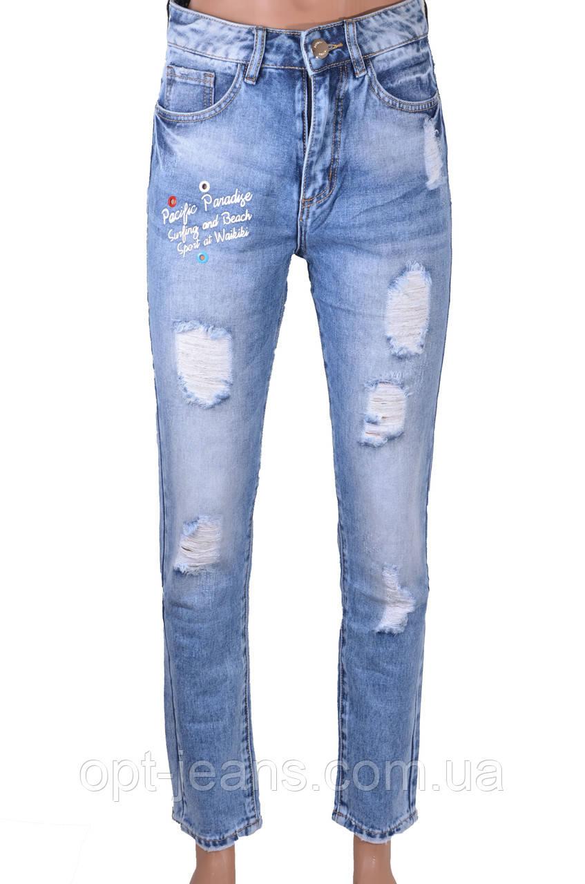 LADY N джинсы женские MOM (25-30/6ед.) Весна 2019