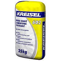 Шпаклёвка цементная финишная КREISEL (Крайзель) 602 белая, 25 кг