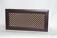 Экран для радиатора  30х60см Венге, фото 1