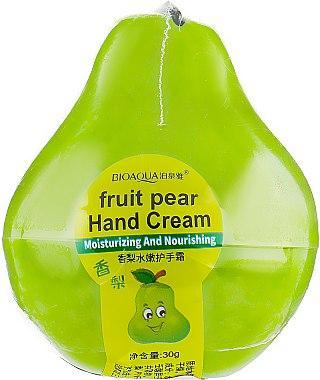 Крем для рук Bioaqua Hand Milk Pear
