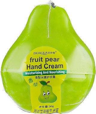 Крем для рук Bioaqua Hand Milk Pear, фото 2