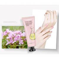 Крем для рук защищающий с шалфеем IMAGES Perfume Hand Cream розовый