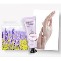 Крем для рук питательный с лавандой IMAGES Perfume Hand Cream фиолетовый