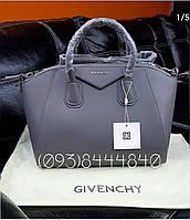 Сумочка в сером цвете от Givenchy арт. 0201