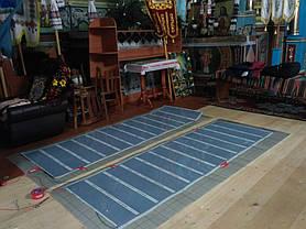 Монтаж теплої підлоги у церкві с.Тулова (Снятинський р-н) 6