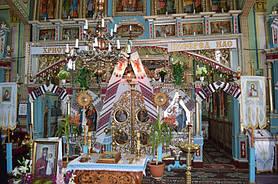 Монтаж теплої підлоги у церкві с.Тулова (Снятинський р-н) 2