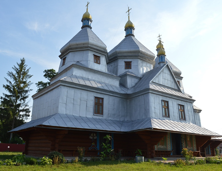 Монтаж теплої підлоги у церкві с.Тулова (Снятинський р-н)
