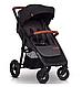 Модная прогулочная коляска для ребенка EasyGo Quantum air 2019, фото 3