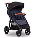 Модная прогулочная коляска для ребенка EasyGo Quantum air 2019, фото 4