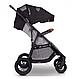 Модная прогулочная коляска для ребенка EasyGo Quantum air 2019, фото 10