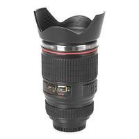 Чашка термос объектив The lens cup