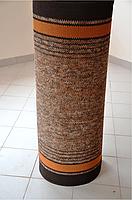 """Ковровая дорожка 0.6м """"Дарничанка"""" коричневая SABA 01"""