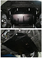 Защита двигателя,КПП и радиатора Toyota Carina E 1992-1997