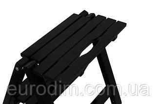 Лестница маленькая венге, фото 3