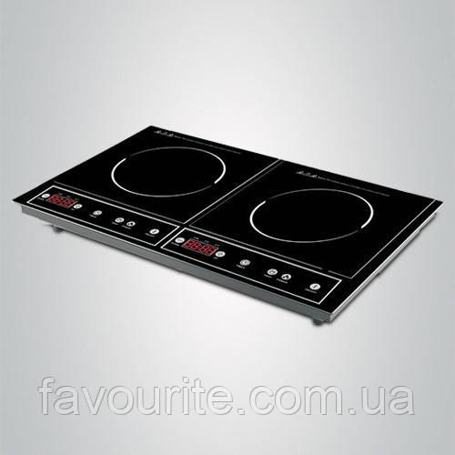 Индукционная плита Royalty Line 1400+2000 Вт