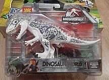 Индоминус Рекс Конструктор Lele Мир Юрского периода  (аналог Lego Jurassic World 75919), фото 2