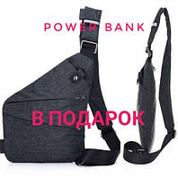 Мужская сумка мессенджер Cross body / слинг Кросс боди, фото 1
