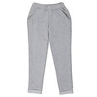 Детские брюки для девочки Блеск  128 см трикотажные