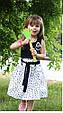 Сарафан для девочки, летний на рост 92-98 (см), фото 4