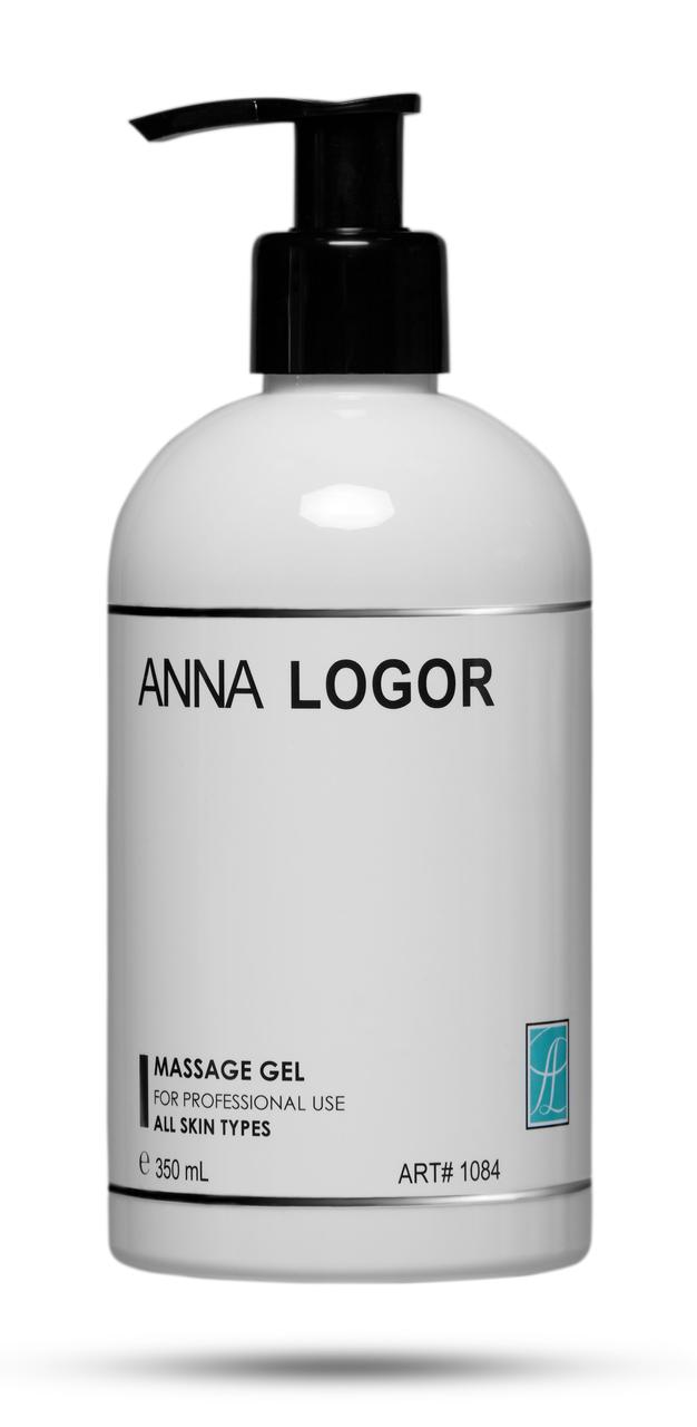 Mасажний гель  Анна Логор / Anna Logor Massage Gel 350 мл Код 1048