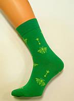 Бавовняні шкарпетки преміум класу з бджілками для чоловіків
