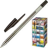 Ручка шариковая Beifa AA 927 черная (толщина линии 0.5 мм)
