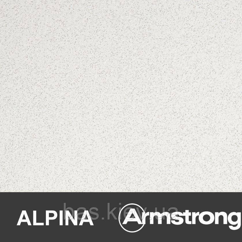 Плита ARMSTRONG Alpina Tegular 600х600х13мм /пачка18шт /