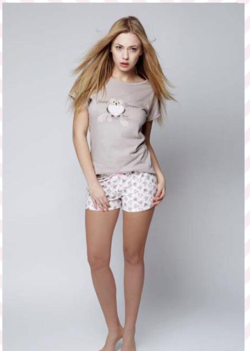 7c8964e2f94a9 Женская пижама Sensis Small Owl - Интернет - магазин