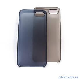 "Чохол Ozaki O! Coat 0.3 iPhone 8/7 {4.7 ""} Jelly 2 in 1 blue / black (OC720KD) EAN / UPC: 4718971720020"