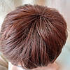 Короткий парик из термоволокна темно-медный Е-9318  -33А, фото 7