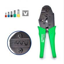Обжимной инструмент HS-04WF 0,75-10 mm2