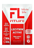 Лецитин, 20 капсул, FitLife, Lecithin Active