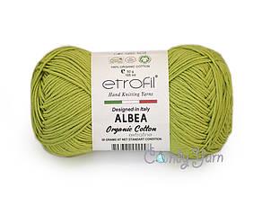 Etrofil Albea, Салатовый №009